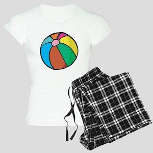 Beach Ball Belly Women's Light Pajamas
