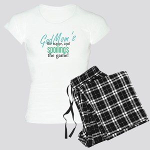 Godmom's the Name! Women's Light Pajamas