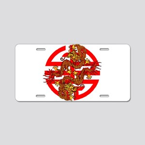 Protection Seal Aluminum License Plate