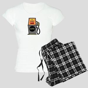 Gas Prices Women's Light Pajamas
