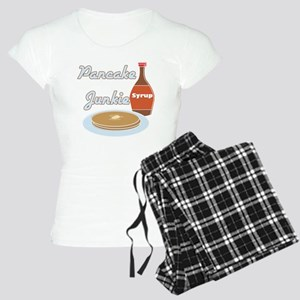 Pancake Junkie Women's Light Pajamas