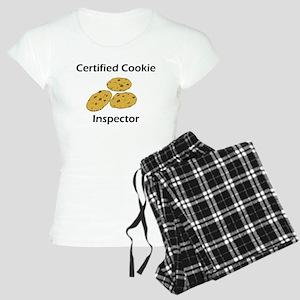 Certified Cookie Inspector Women's Light Pajamas