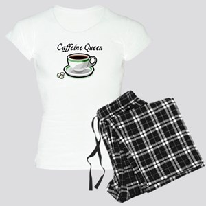 Caffeine Queen Women's Light Pajamas