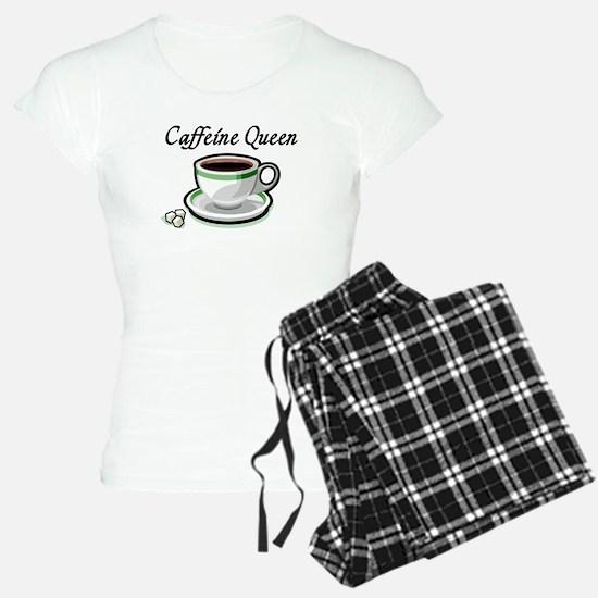 Caffeine Queen Pajamas