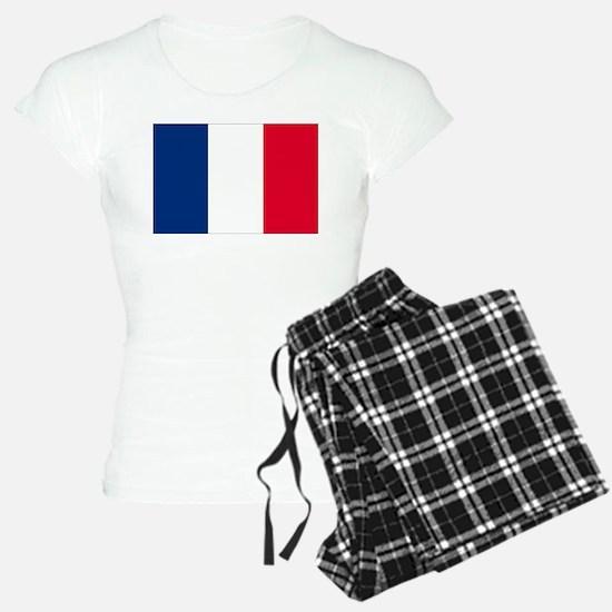 French Flag Pajamas