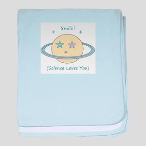 SSLY! baby blanket