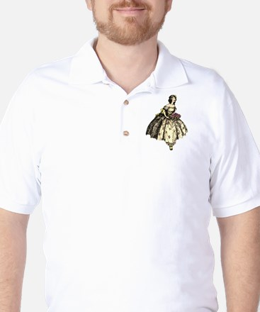 Tiny Dancer Golf Shirt