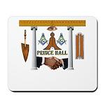Masonic Prince Hall Mousepad
