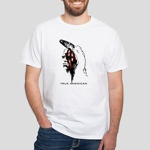 True American White T-Shirt