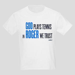 GOD ROGER Kids Light T-Shirt