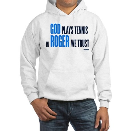 GOD ROGER Hooded Sweatshirt