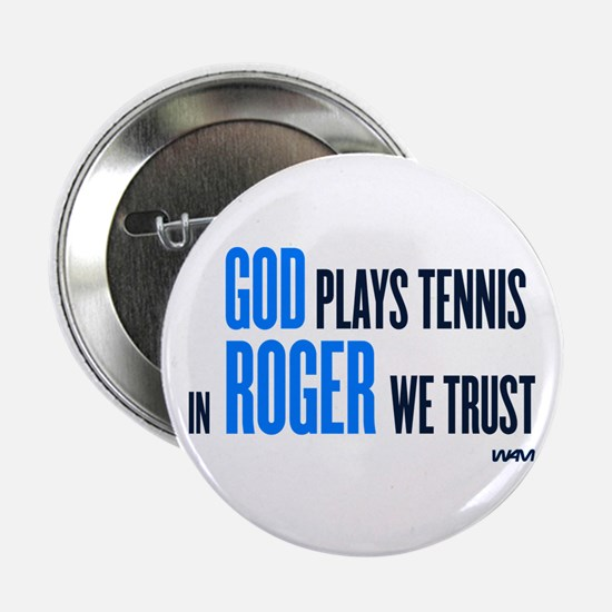 "GOD ROGER 2.25"" Button"