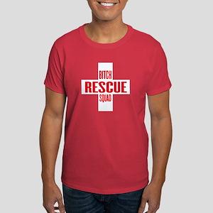 BITCH RESCUE SQUAD Dark T-Shirt