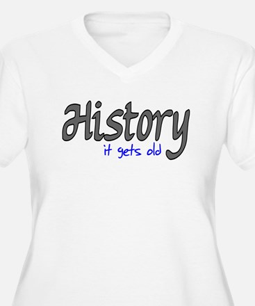 History It Gets Old Anti-Soci T-Shirt