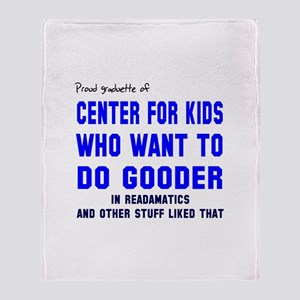 The Ceneter for Gooder Kids Who Want To Reademati