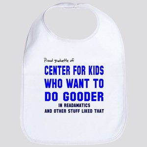 The Ceneter for Gooder Kids Who Want To Readematic
