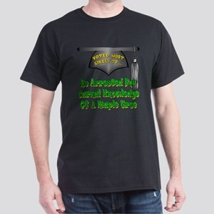 Funny Graduation Dark T-Shirt