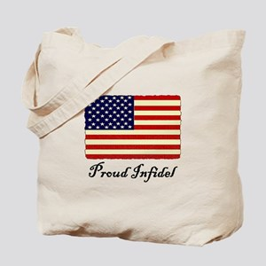 Proud Infidel Tote Bag (Both Sides)