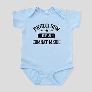 Proud Combat Medic Son Infant Bodysuit