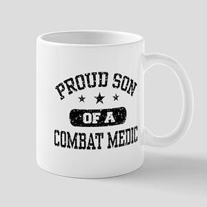 Proud Combat Medic Son Mug