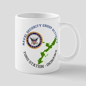 NSGA Torii Station Mug