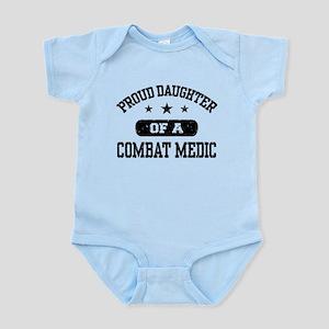 Proud Combat Medic Daughter Infant Bodysuit