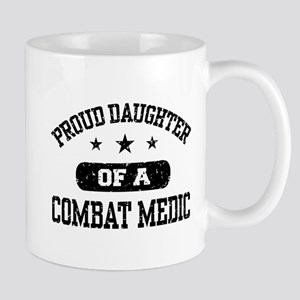 Proud Combat Medic Daughter Mug