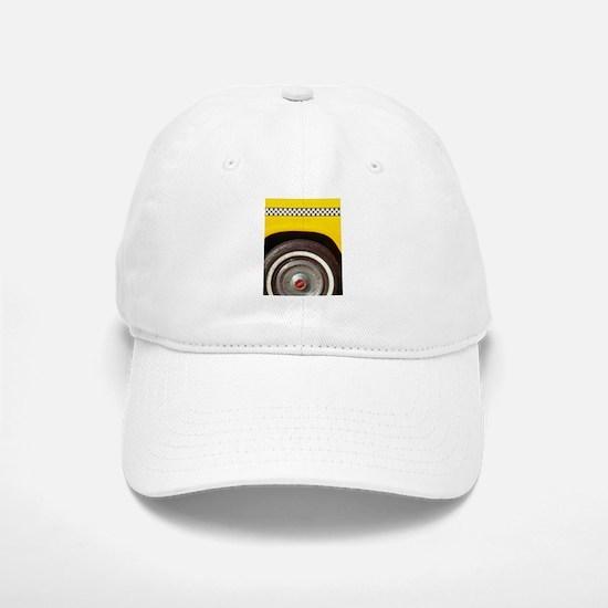 Checker Cab No. 5 Baseball Baseball Cap
