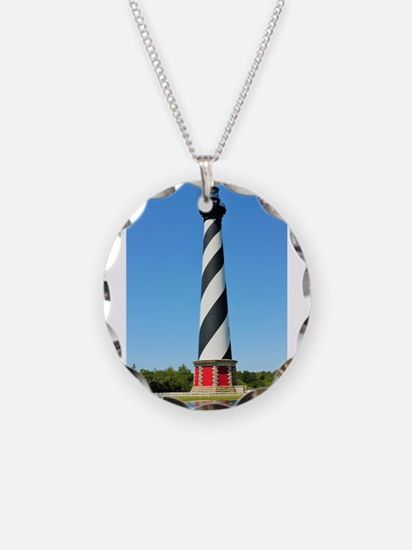 Cape Hatteras Lighthouse. Necklace