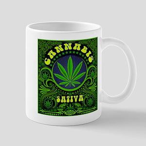 CANNABIS SATIVA Mug