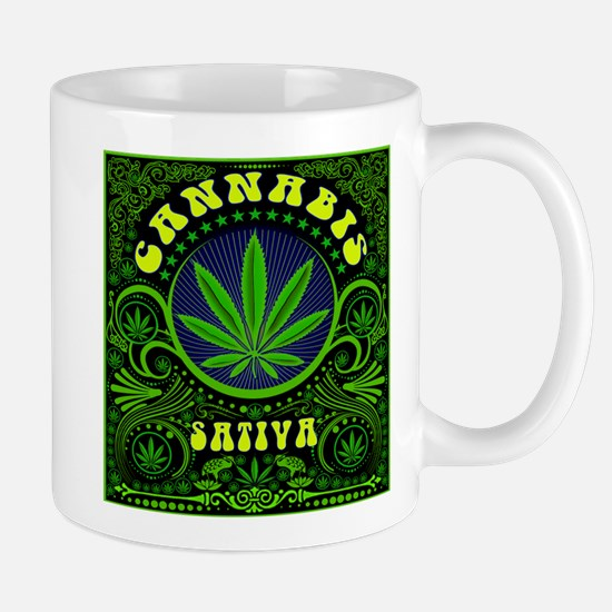 CANNABIS SATIVA Mug