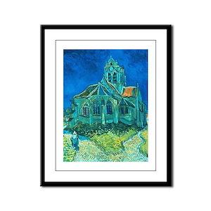 Vincent Van Gogh Framed Panel Print