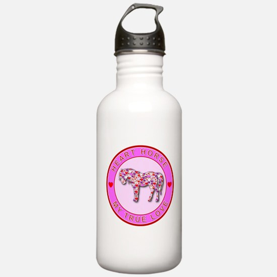Luv HEARTHORSE Water Bottle