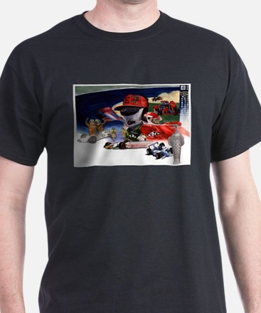 Indy Cars T-Shirt
