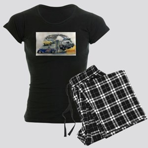 Drag Race Stuff Women's Dark Pajamas