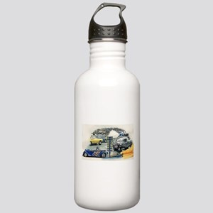 Drag Race Stuff Stainless Water Bottle 1.0L