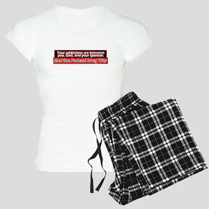 End the Drug War Women's Light Pajamas