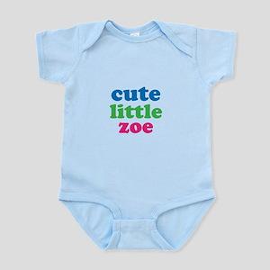 Baby Zoe Infant Bodysuit