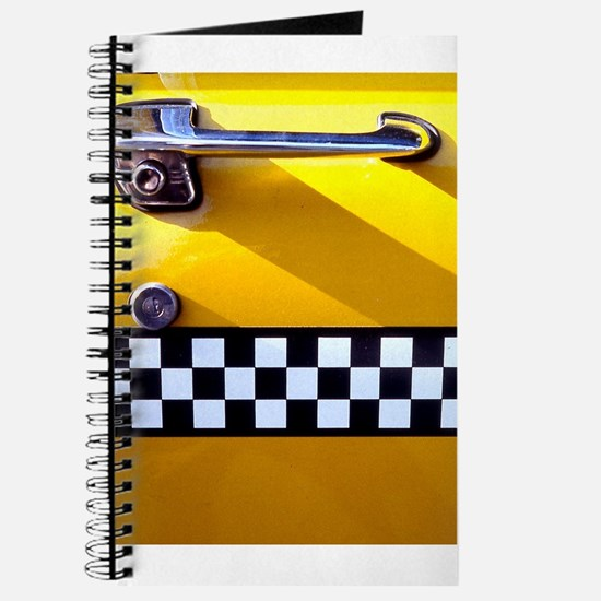 Checker Cab No. 8 Journal