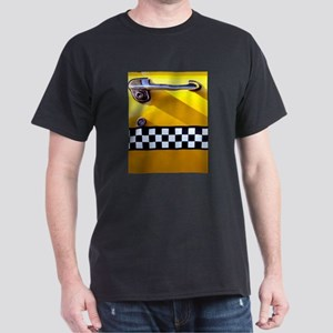 Checker Cab No. 8 Dark T-Shirt