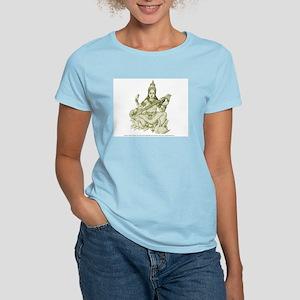 Saraswati Gold T-Shirt