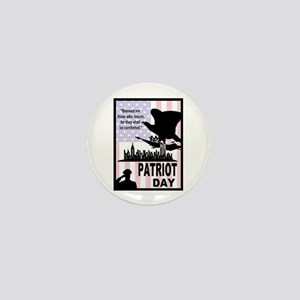 Patriot Day 911 Mini Button