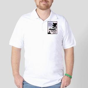 Patriot Day 911 Golf Shirt
