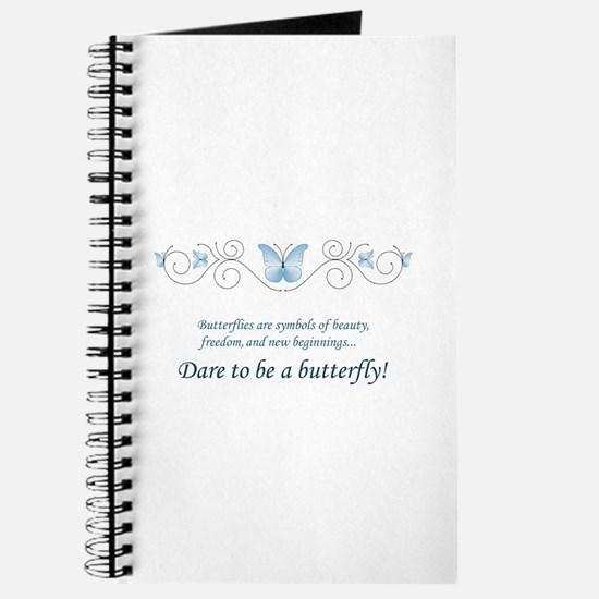 Butterfly Challenge Journal
