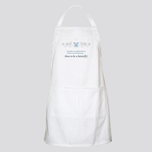 Butterfly Challenge Apron