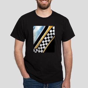 Checker Cab No. 7 Dark T-Shirt