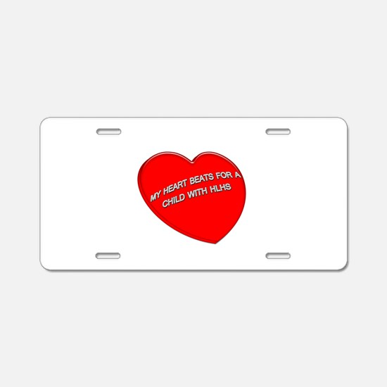 Funny Chd Aluminum License Plate