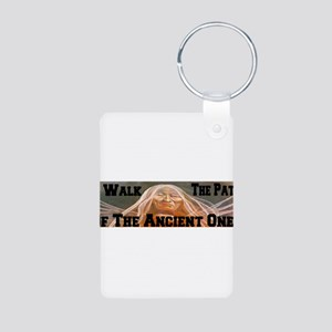 Path of the Ancient Ones Aluminum Photo Keychain