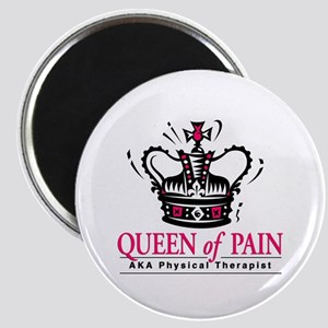 """Physical Therapy """"Queen"""" Magnet"""