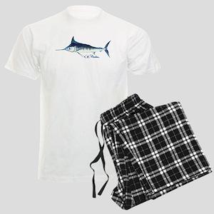 Blue Marlin Men's Light Pajamas